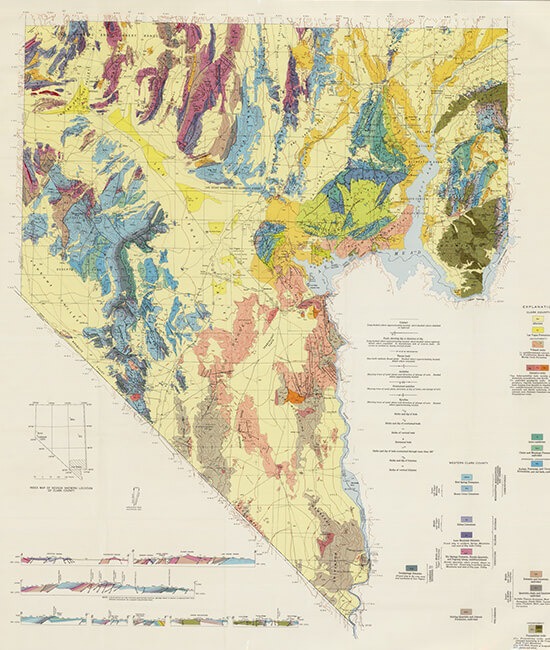 Southern Nevada History in Maps