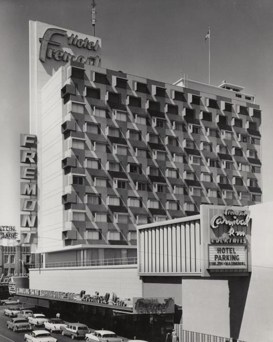 Fremont Hotel and Casino, 1950s