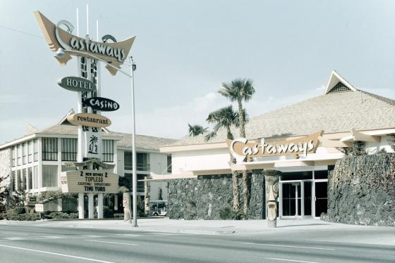 Castaways Hotel and Casino entrance