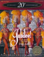 Jubilee! 20th anniversary program cover