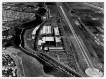 The Hughes plant in Culver City, California