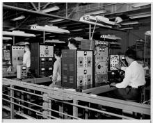 Electronic equipment testing, 1959
