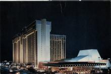 MGM Grand Hotel at night, before 1981