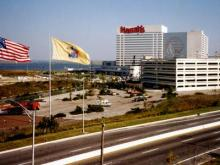 Photograph of the Harrah's Resort, Atlantic City, circa 1980