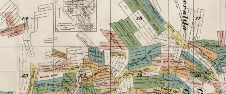Southern Nevada and Las Vegas: History in Maps | UNLV Digital ...